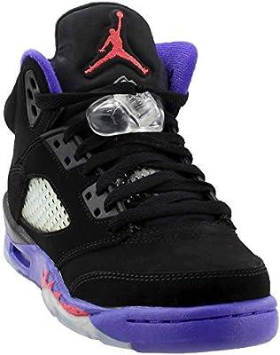 promo code 9d953 68000 Air Jordan 5 Retro Gg (Gs) 'Raptors' - 440892-017 - Size 4.5 ...