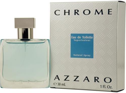 Azzaro Chrome For Men By Azzaro Eau De Toilette Spray