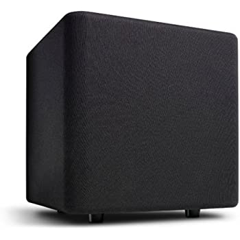 "KEF KUBE-2 10"" Powered Subwoofer (Black)"