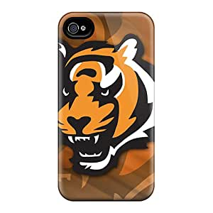 NataliaKrause Iphone 6plus Scratch Protection Phone Cover Support Personal Customs Lifelike Cincinnati Bengals Image [zar11986STRp]