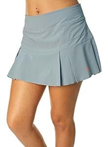 Nike Women's Dri-Fit Woven Pleated Tennis Skort-Large