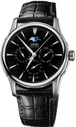 Oris Artelier Complication 2014 GMT - Reloj automático para hombre, fecha del día 2014,