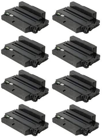 C7D6F/_8PK 8//PK-10000 Page Yield SuppliesMAX Compatible Replacement for Dell B2375DFW//B2375DNF Black High Yield Toner Cartridge