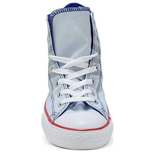 Converse Youth Chuck Taylor All Star Hi Canvas Trainers Grey