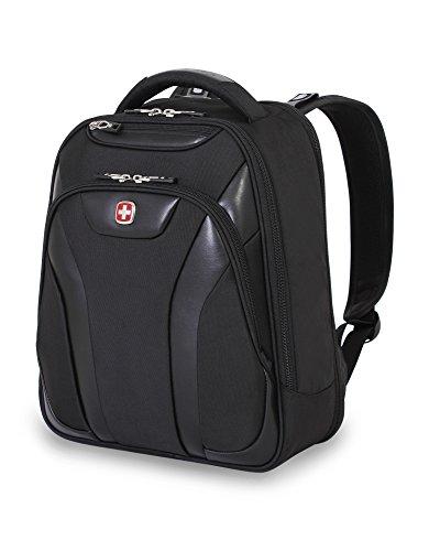 """Swiss Gear, TSA Open Scan Smart Black Tech Backpack , 13"""" Ma"""