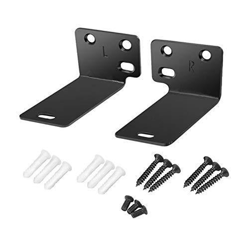 Black Mounting Wall Bracket for Bose WB-300 Sound Touch 300 Soundbar Soundbar 500 Soundbar 700 Speaker