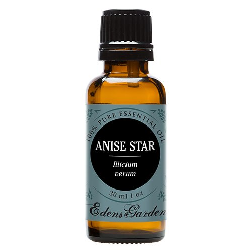 Anise Star 100% Pure Therapeutic Grade Essential Oil by Edens Garden-30 ml