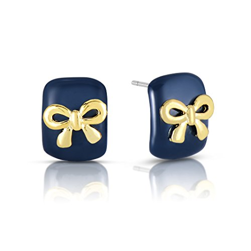 blue-enamel-stud-with-a-gold-bow-encrusted