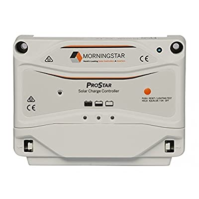 Morningstar PS-30 ProStar 30 Charge Controller 30A 12/24V by Morning Star
