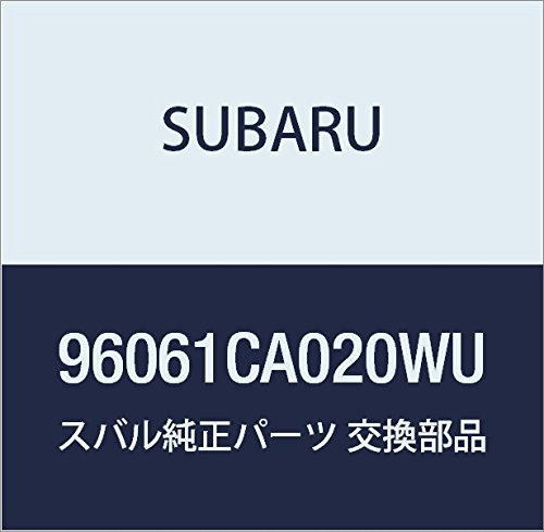SUBARU (スバル) 純正部品 リヤ スポイラ アセンブリ インプレッサ 4Dセダン インプレッサ 5Dワゴン 品番96061FE020RQ B01N9CH5U5 インプレッサ 4Dセダン インプレッサ 5Dワゴン|96061FE020RQ  インプレッサ 4Dセダン インプレッサ 5Dワゴン