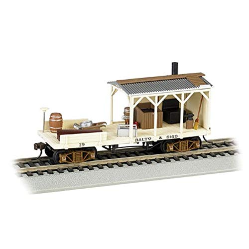 Bachmann Industries Old Time Maintenance of Way Blacksmith for sale  Delivered anywhere in USA
