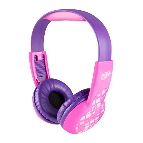 Shopkins HP1 04033 FIVE Kid Safe Headphones product image