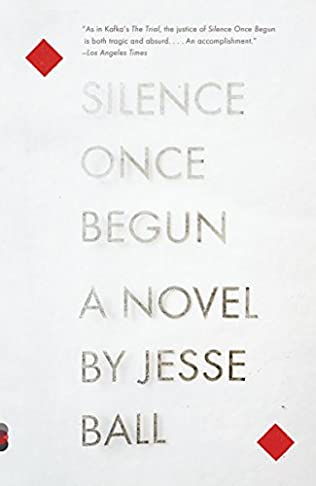 book cover of Silence Once Begun