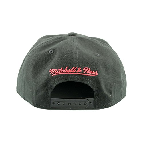 Cap by Ness gorra negro Bulls Absolute gorragorra de amp; Mitchell beisbol A5ZqEFw