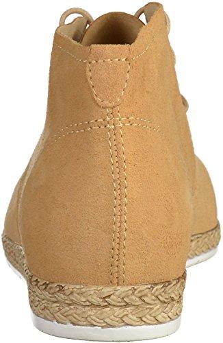 Tamaris - Botas Desert Mujer Braun (Camel 310)