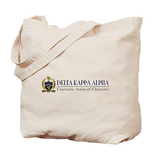 Cloth Shopping Canvas Logo Alpha Delta Tote Bag Natural Kappa CafePress Bag Pq86wFx