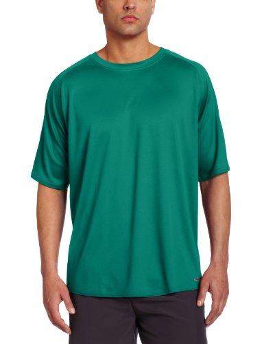 Russell Athletics Dri-Power Raglan T-Shirt AQUA Md