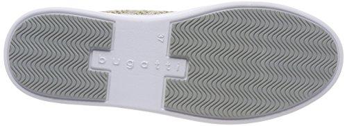 Gold Sneaker Bugatti 421407046969 Gold Silver Damen xEx6qI