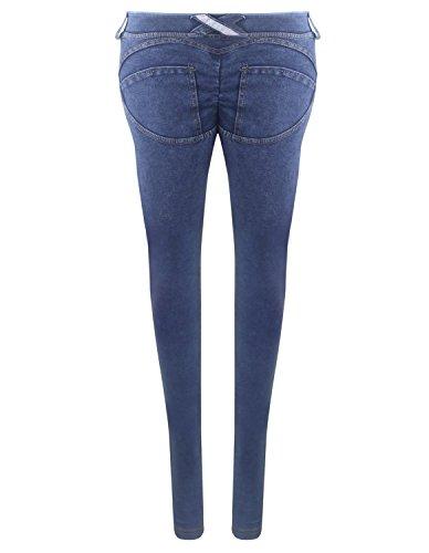 Donna Burvogue Donna Jeans Chiaro Burvogue Blu Chiaro Burvogue Blu Jeans Ztq0ZxI