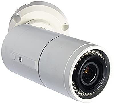 GeoVision GV-EBL2101 2MP H.264 Super Low Lux WDR IR Bullet IP Camera - 3-9mm P-Iris from USA Vision Systems