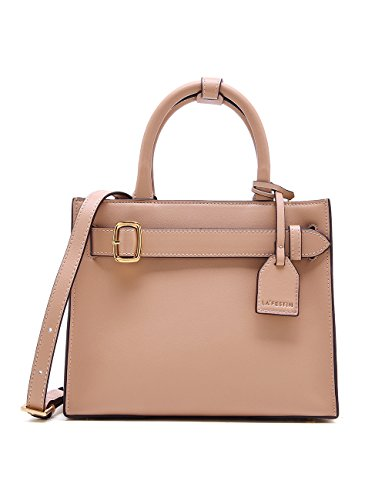 072d36192c5d We Analyzed 2,304 Reviews To Find THE BEST Top Handle Handbags Pink