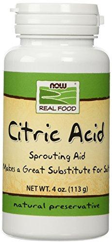 Foods Citric Acid 100 Pure