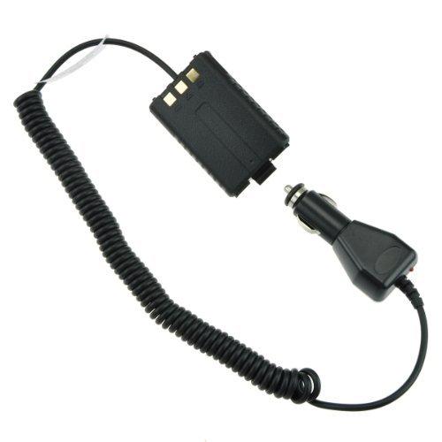EarlyBirdSavings Car Battery Adapter Eliminator for Baofeng UV-5R