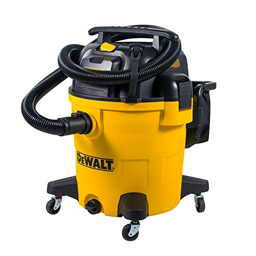 DeWALT 12 gallon Poly Wet Dry Vac