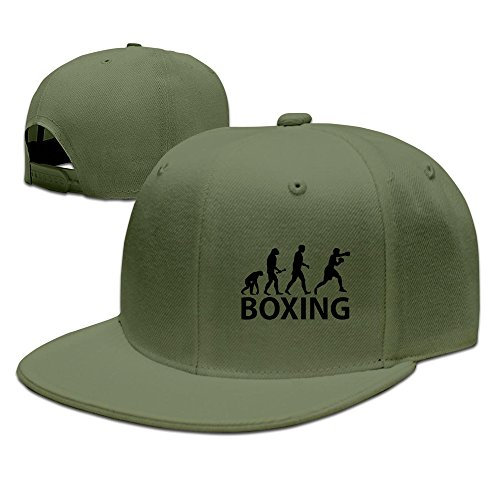 boxing-evolution-adjustable-golf-cap-hat