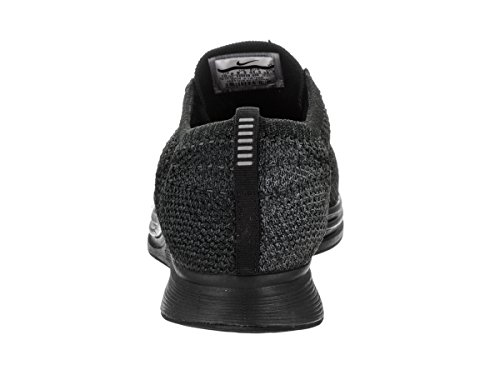 Nike Men's Flyknit Racer Running Shoes Black Gncmzdd