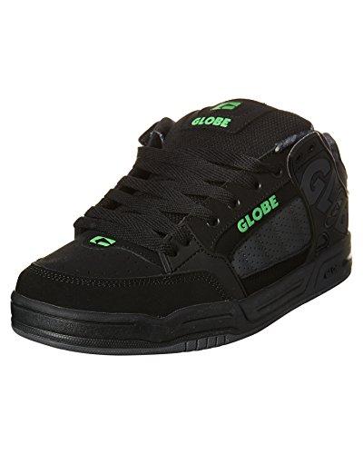 Zapatillas Negro Ebony Black Unisex de Teal Skateboarding Adulto Globe Tilt awqxvxA