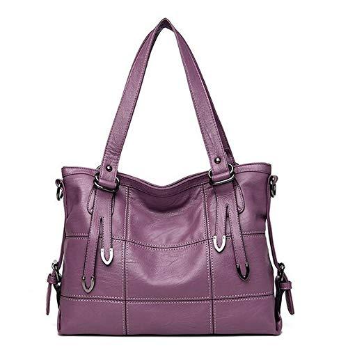 De à Portable épissant De Main Sacs Voyage épaule Purple Grande Red Capacité Un à LANGUANGLIN Une Sac z5qgg