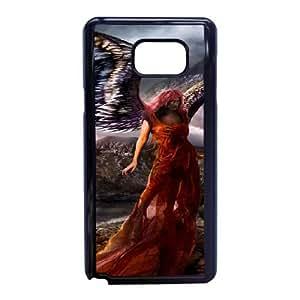 L2U54 súcubo funda caso T3M2XU funda Samsung Galaxy Note Teléfono Celular 5 cubren negro WX0ITZ3IU