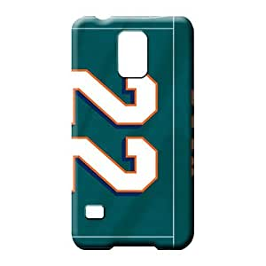 samsung galaxy s5 mobile phone back case Designed covers style miami dolphins nfl football