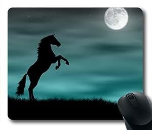Beautiful Horse Oblong Shaped Mouse Mat