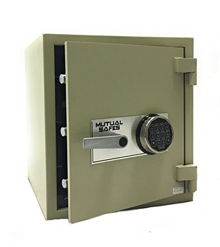 Mutual Rhino Fireproof Safe RS-1 90 mins Fireproof Safe Home office Safe