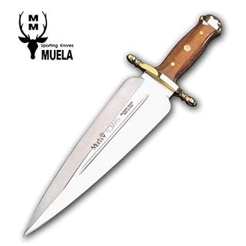 Muela M.REMATE Cuchillo, Talla Única: Amazon.es: Deportes y ...