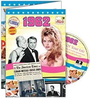 CDCard Company 1962 Time of Your Life DVD Card Set DVDC5210440 by The Time Of Your Life