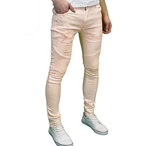 Pink Soulstar Jeans Uomo Soulstar Jeans wpnqzTO