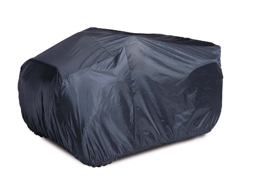 - Dowco Guardian 26041-01 Indoor/Outdoor Water Resistant Reflective ATV Cover: Black, XX-Large
