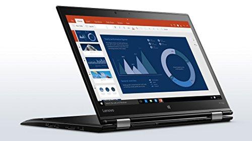 """Lenovo ThinkPad X1 Yoga 20FQ0060US 14"""" WQHD (2560 x 1440) OLED Touchscreen Display 2-in-1 Ultrabook - Intel Core i7-6600U Processor, 16GB RAM, 512GB SSD, Windows 10 Pro"""