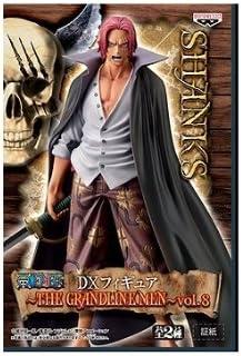 FROM JAPAN One Piece DX Figure THE GRANDLINE MEN vol.8 Shanks Banpresto