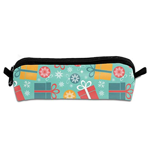 - Lcokin Customized Gift Pencil Bag, Personalized Canvas Zipper Cosmetic Bag