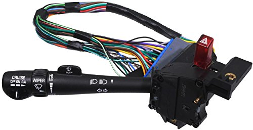 APDTY 3441937 Multifunciton Switch w/Turn Signal Hazard (Models With Cruise)