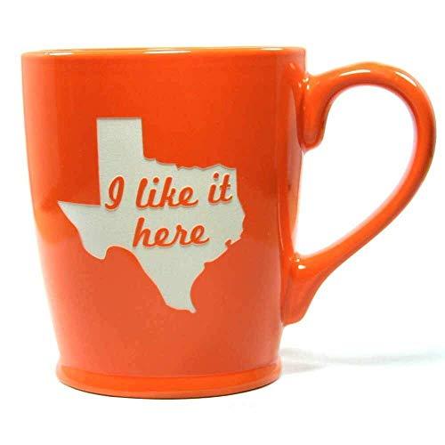 Texas STATE Coffee Mug