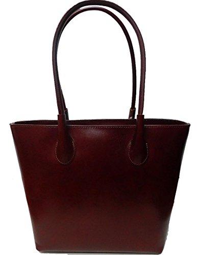 Bottega Carele ,  Damen Handtasche aus echtem Leder