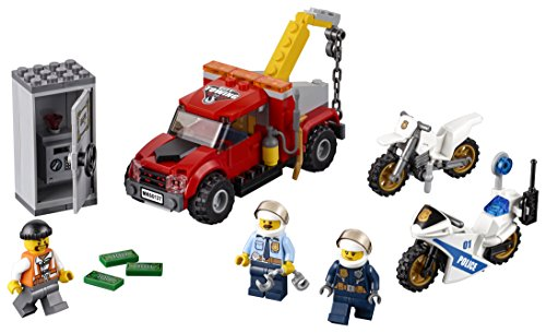 LEGO City - Autogrù in Panne, 60137 2 spesavip