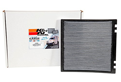 VF8001 K&N CABIN AIR FILTER (Cabin Air Filters):