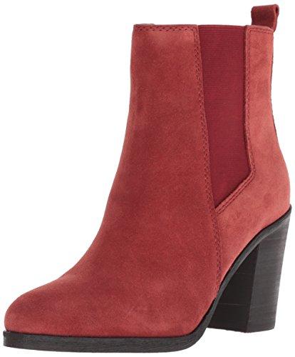 Newbury Women's Red Boot Ankle Splendid Sequoia qw516Wzv