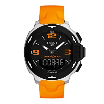 9f8f84c6d9b Image Unavailable. Image not available for. Color  Tissot Men s T-Touch ...